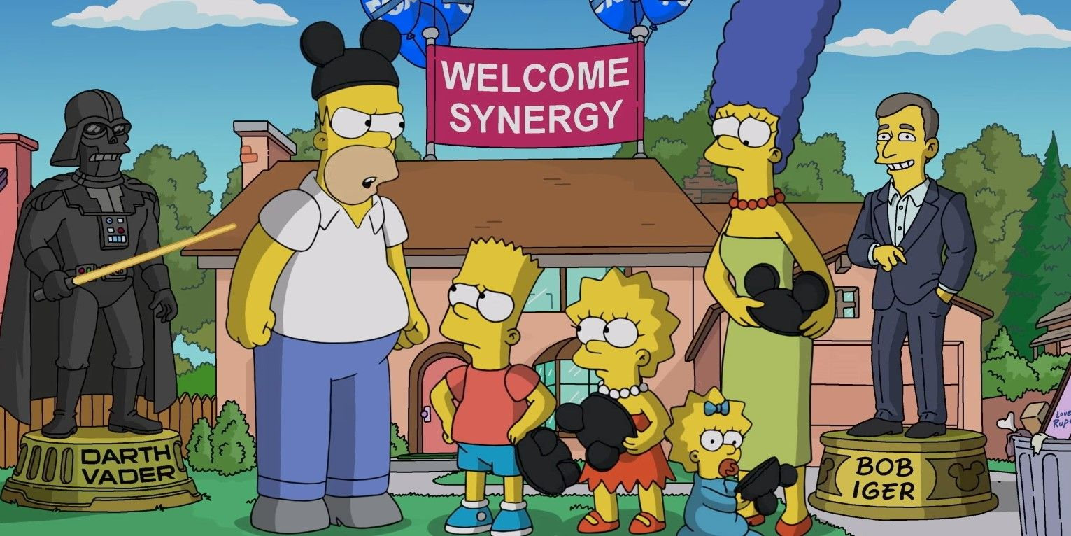 Forget Playdate With Destiny Disney Needs To Bring Us Simpsons Movie 2