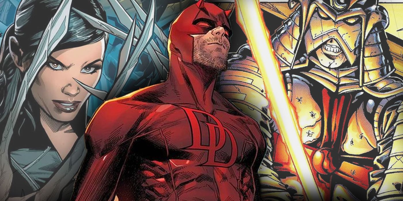 Wolverine: How Daredevil Introduced Two of Logan's Deadliest Foes
