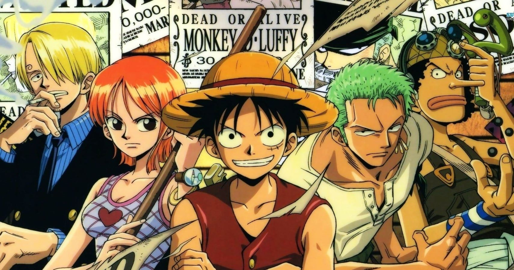 One PIece: 5 Characters Who Could Join The Straw Hat Crew Before The Series Ends (& 5 Who Never ...