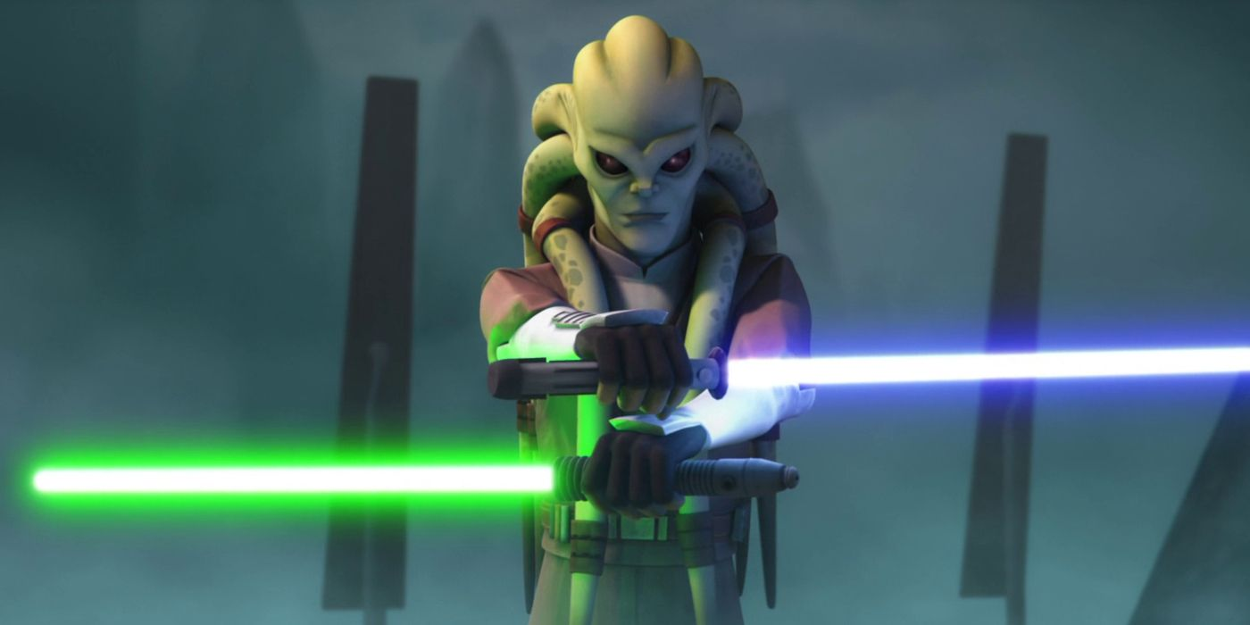 Star Wars: Todas as sete formas de combate com sabre de luz explicadas 1