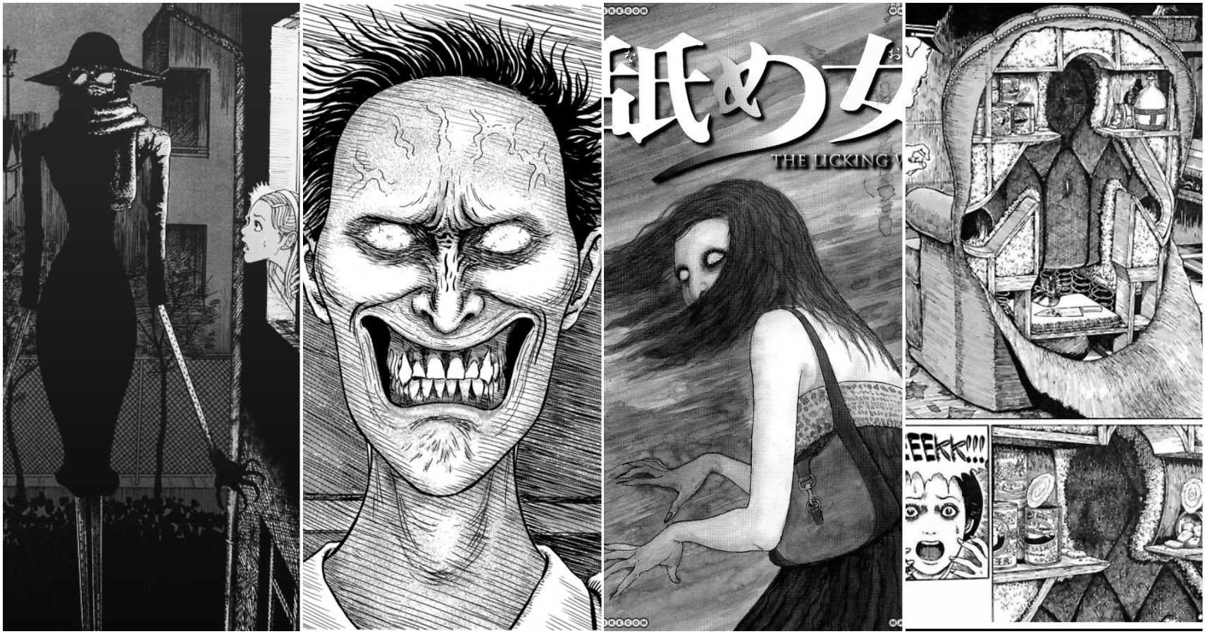 The 10 Scariest Junji Ito Stories Ranked Cbr