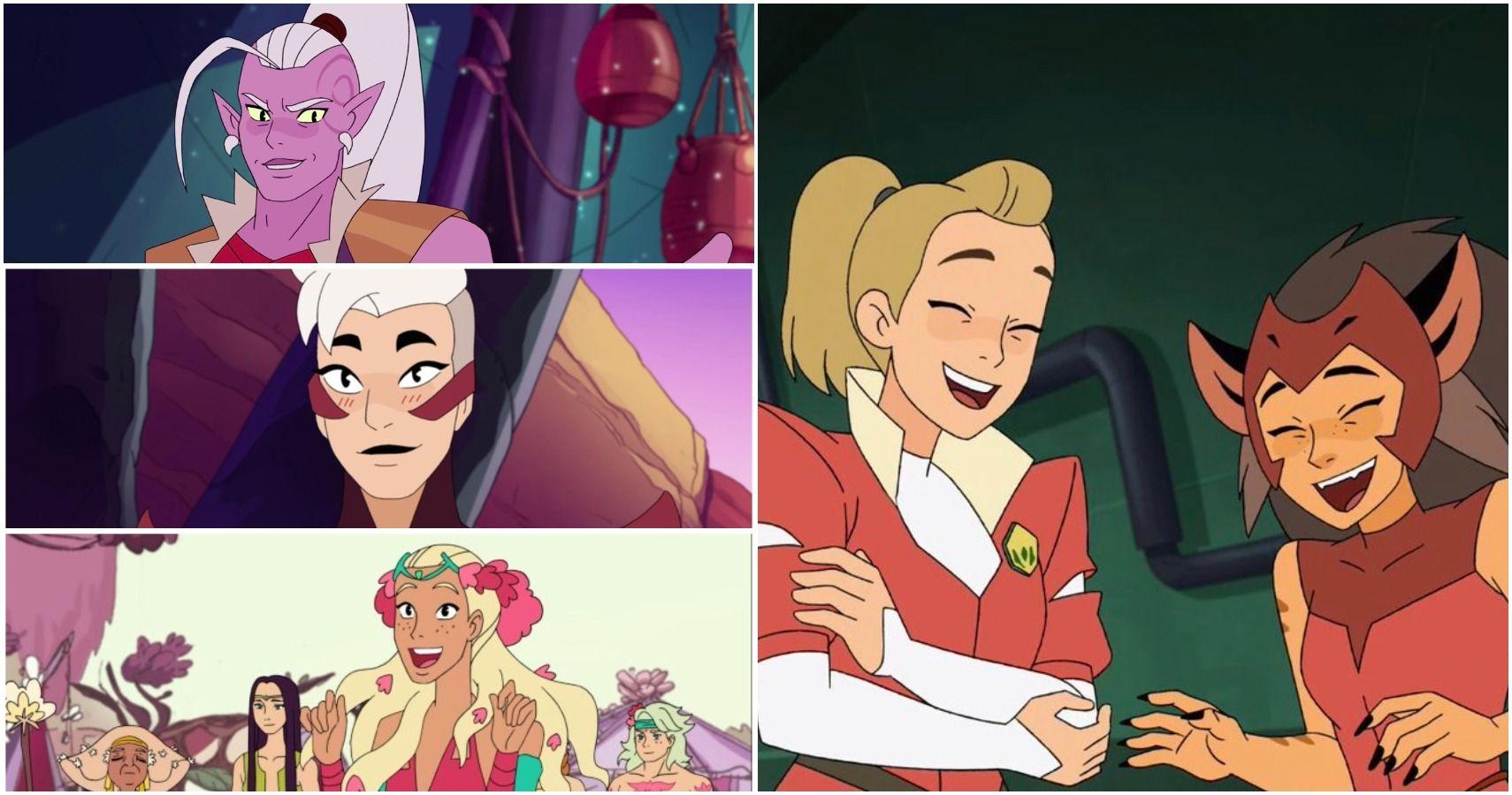 adora princesses of power