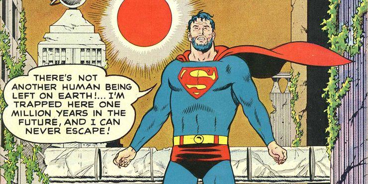 Superman Red Sun 2 - DC silenciosamente le da a Superman una nueva habilidad