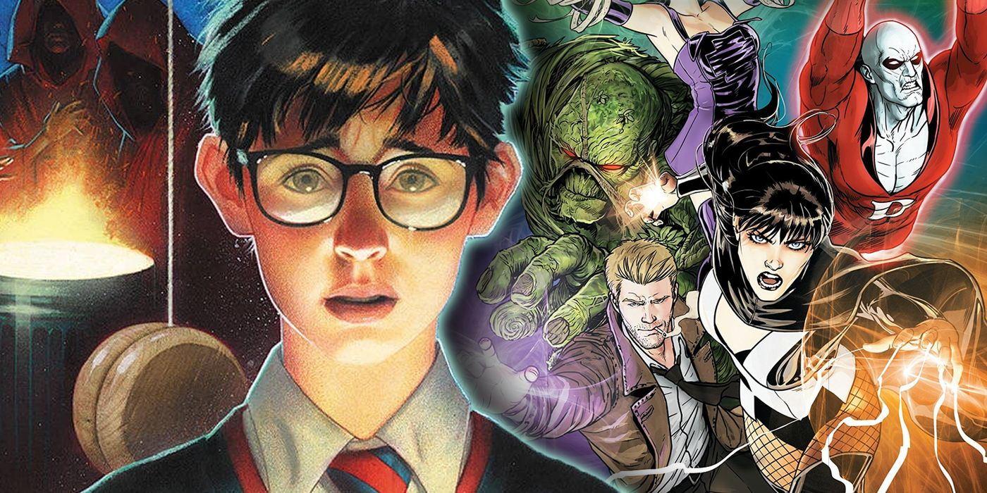 How Justice League Dark Brought DC's Harry Potter Back to the DC Universe