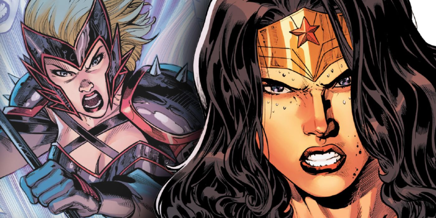 Wonder Woman: DC Just Revealed the Amazon's New Weakness