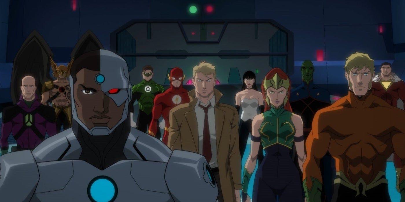 Justice League Dark Apokolips War Has Dc S Goriest Deaths Cbr