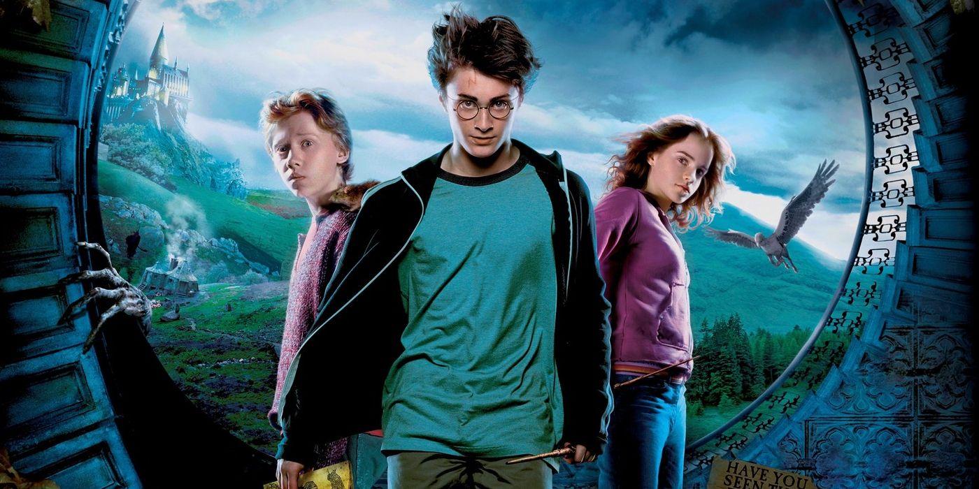 Harry Potter Filme Länge