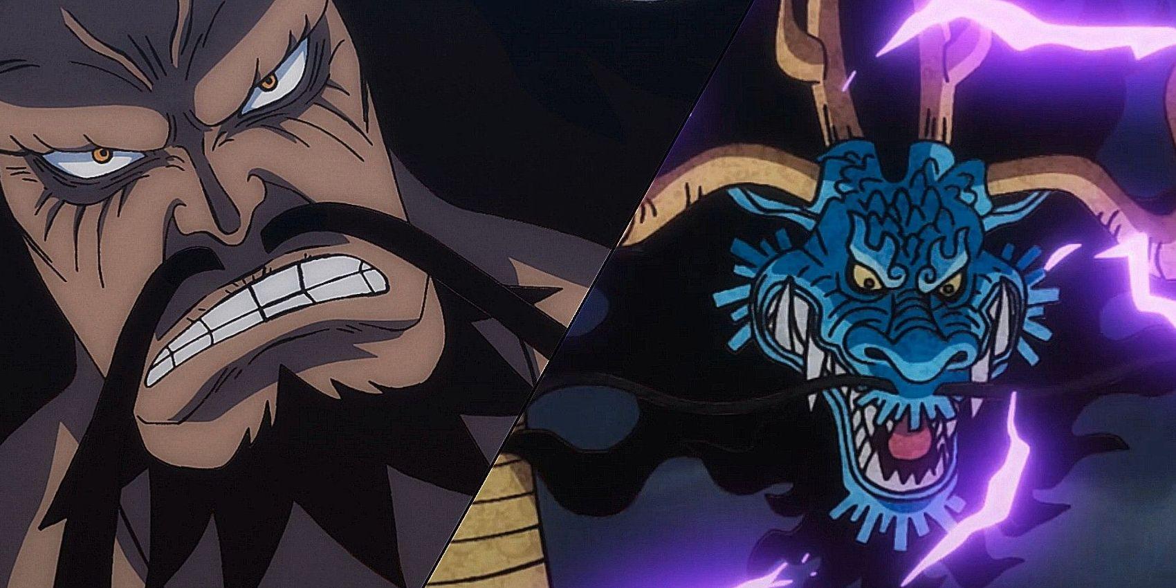 One Piece: 10 hechos que no esperarías sobre Kaido |  CBR