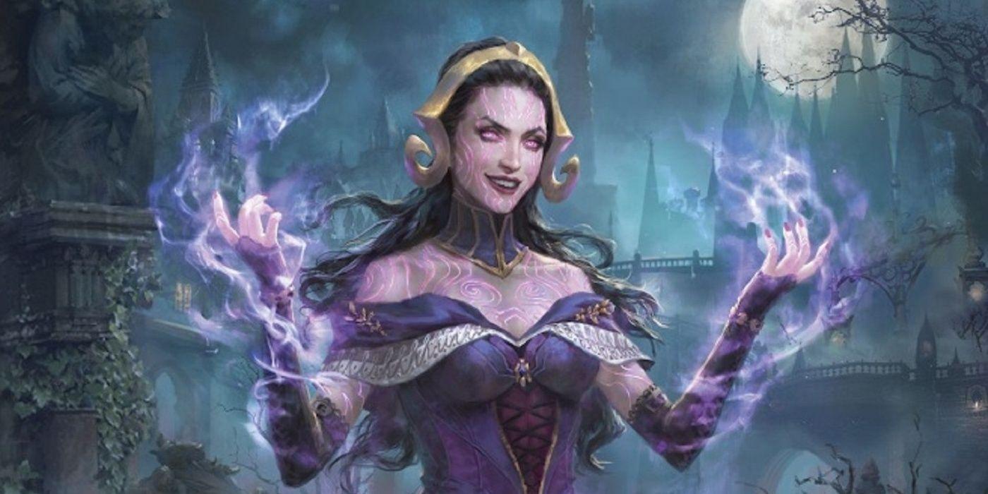 Magic: The Gathering - Liliana acabou de obter estabilidade na Strixhaven 2
