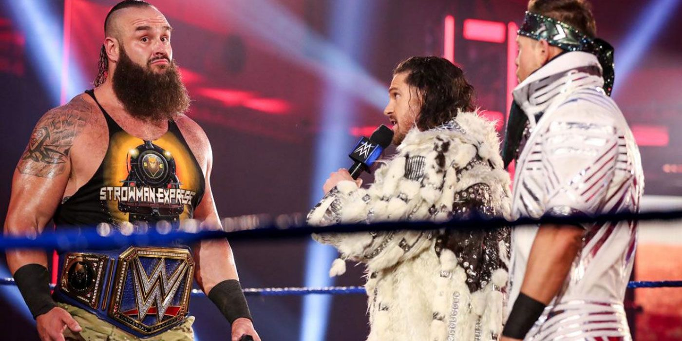 WWE: [SPOILER] Will Fight for the Universal Title - Without Earning It