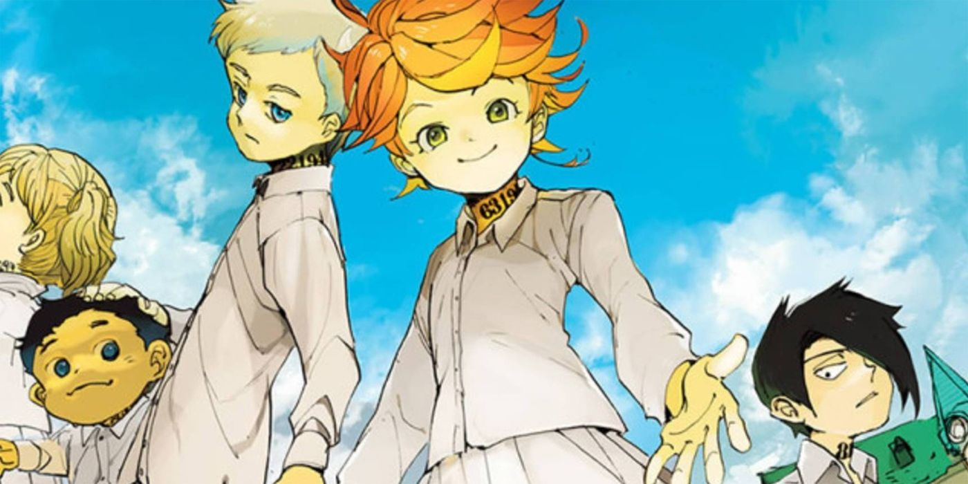 The Promised Neverland Confirms Manga Finale For Next Week Cbr
