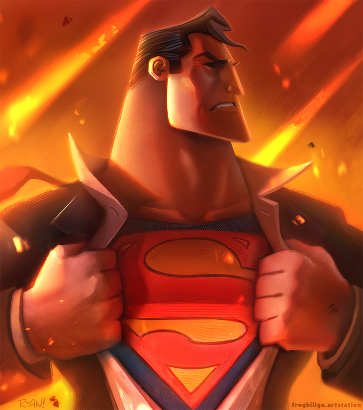 Dc 10 Superman Fan Art Pictures That Prove He S The Strongest Of Them All