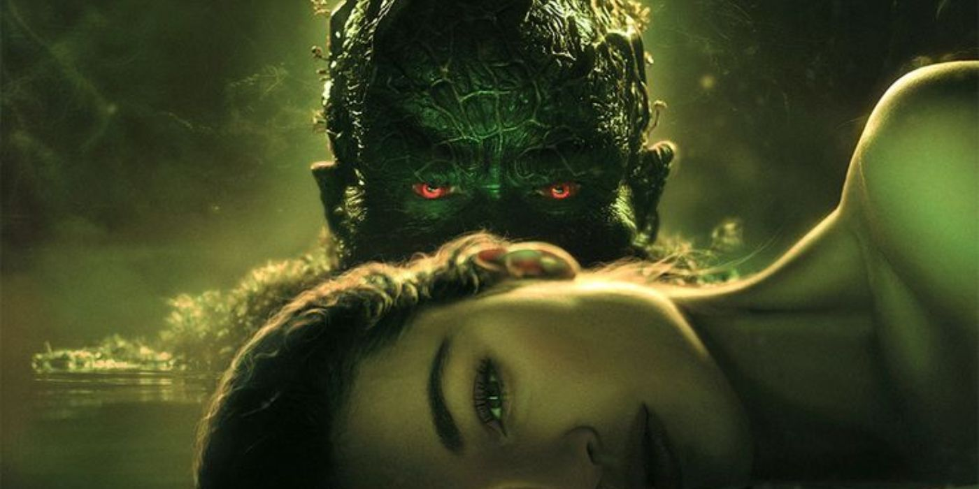 The CW Promo Welcomes Swamp Thing, Superman & Lois | CBR