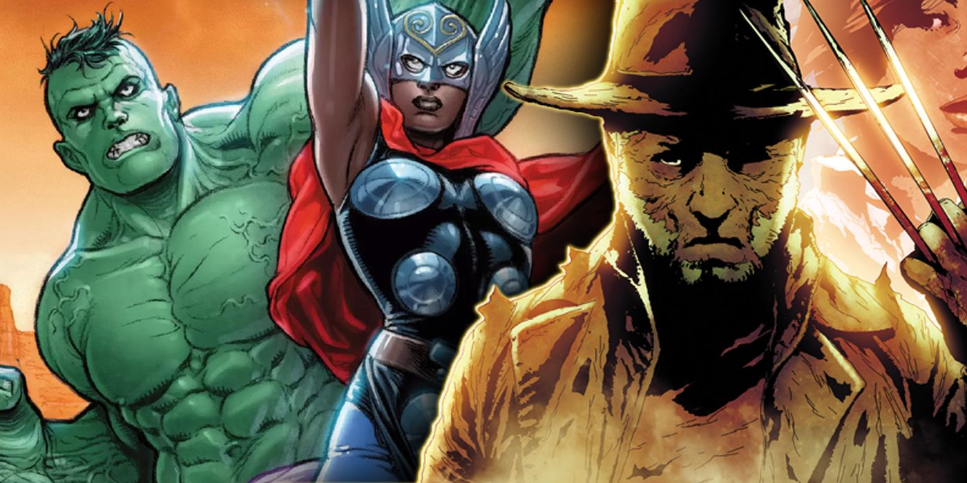Avengers of the Wastelands Sets Up the Future of the Old Man Logan Universe