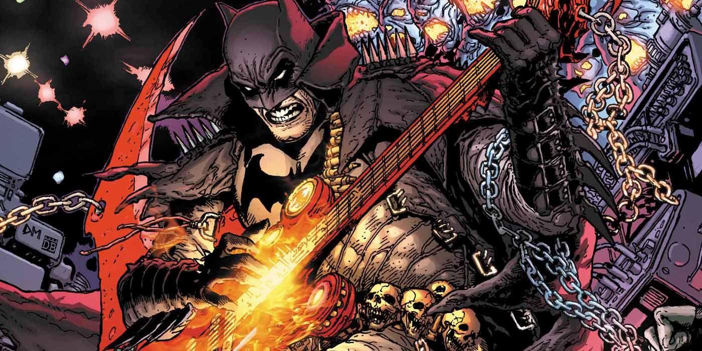 O Death Metal ajudou o Batman a recuperar o ritmo 2
