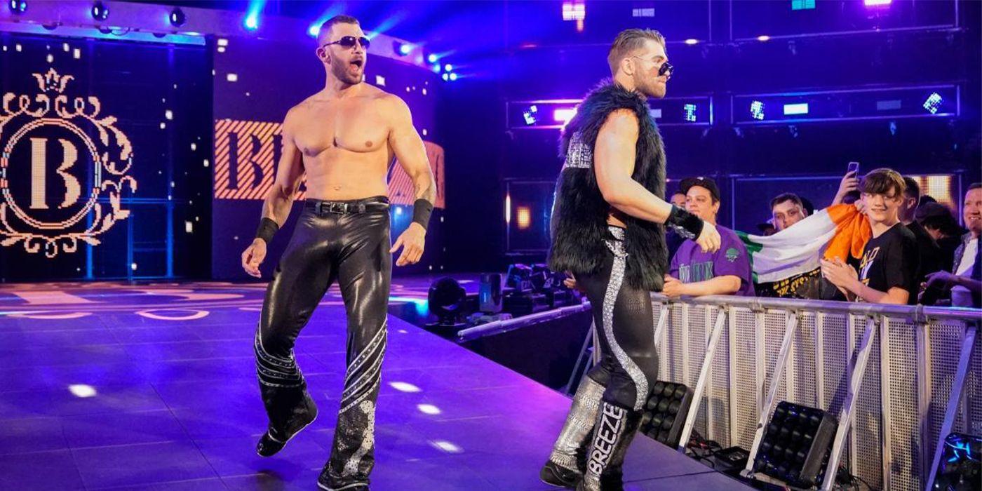 Definidos os novos desafiantes ao NXT Tag Team Championship