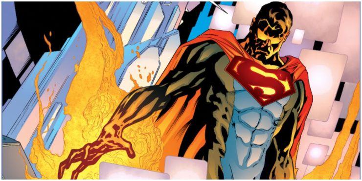 Eradicator - Llámame Superman pero no Clark Kent
