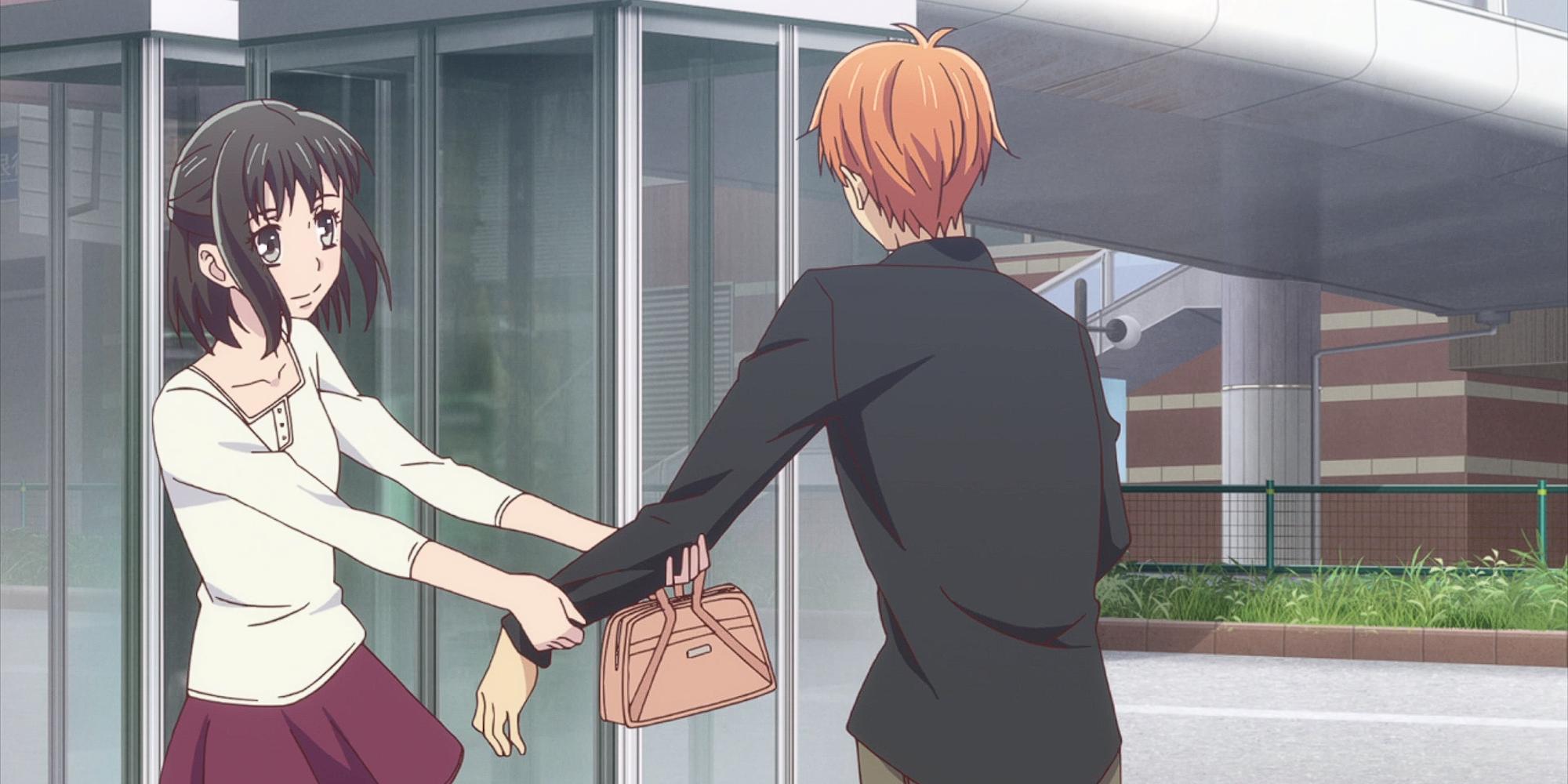 Fruits Basket Season 2, Episode 11: Kyo and Kagura's Date Gets Emotional