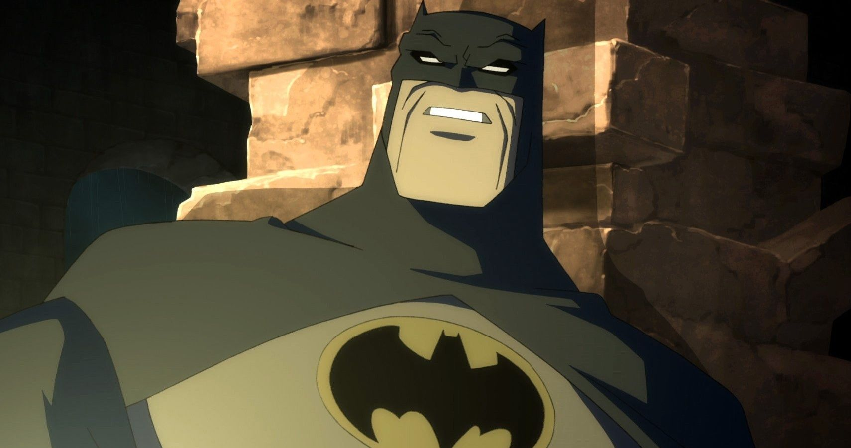 Batman 5 Reasons The Dark Knight Returns 1 2 Are The Best Animated Movies 5 Why Under The Red Hood Is