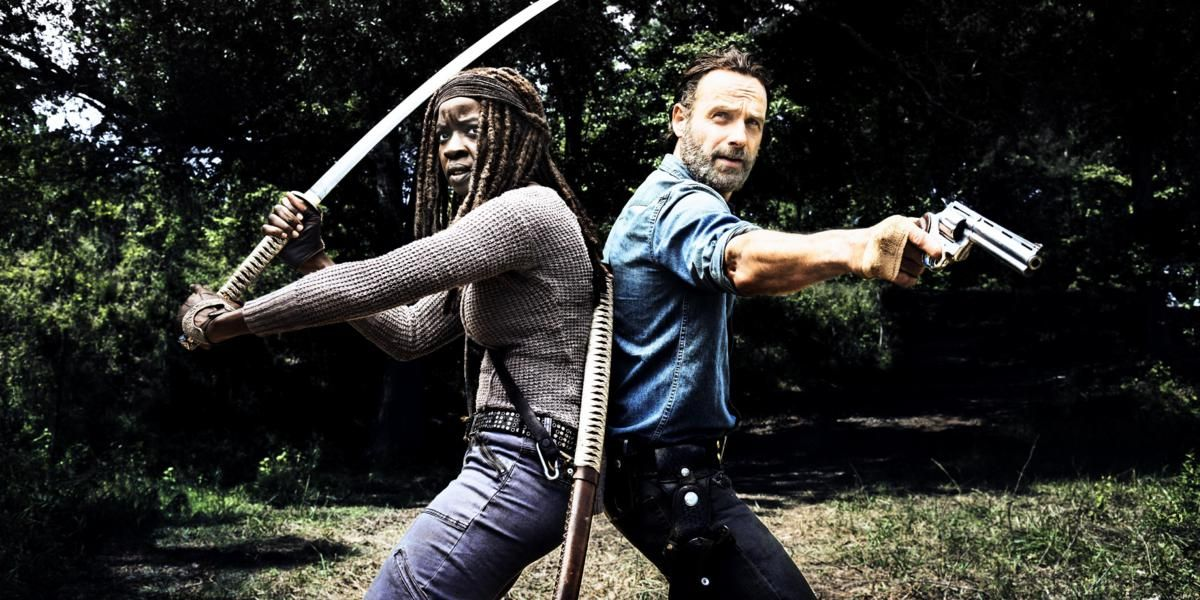 The Walking Dead Boss Offers Hope to Richonne...