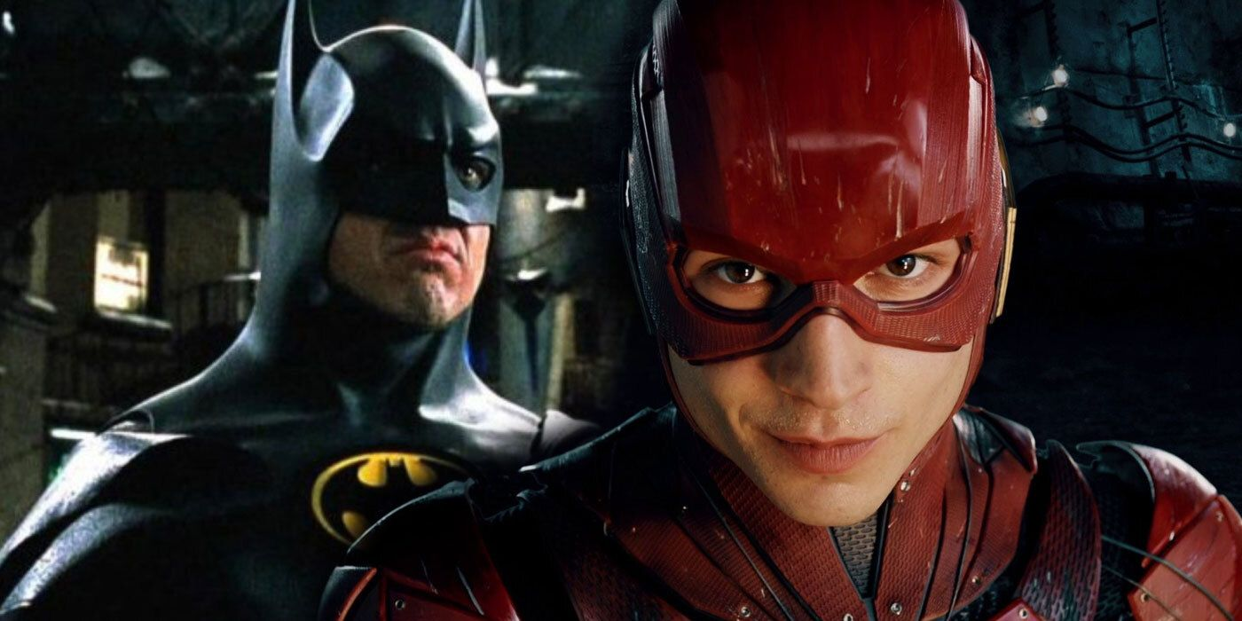 The Flash: Michael Keaton Officially Confirmed to Return as Batman