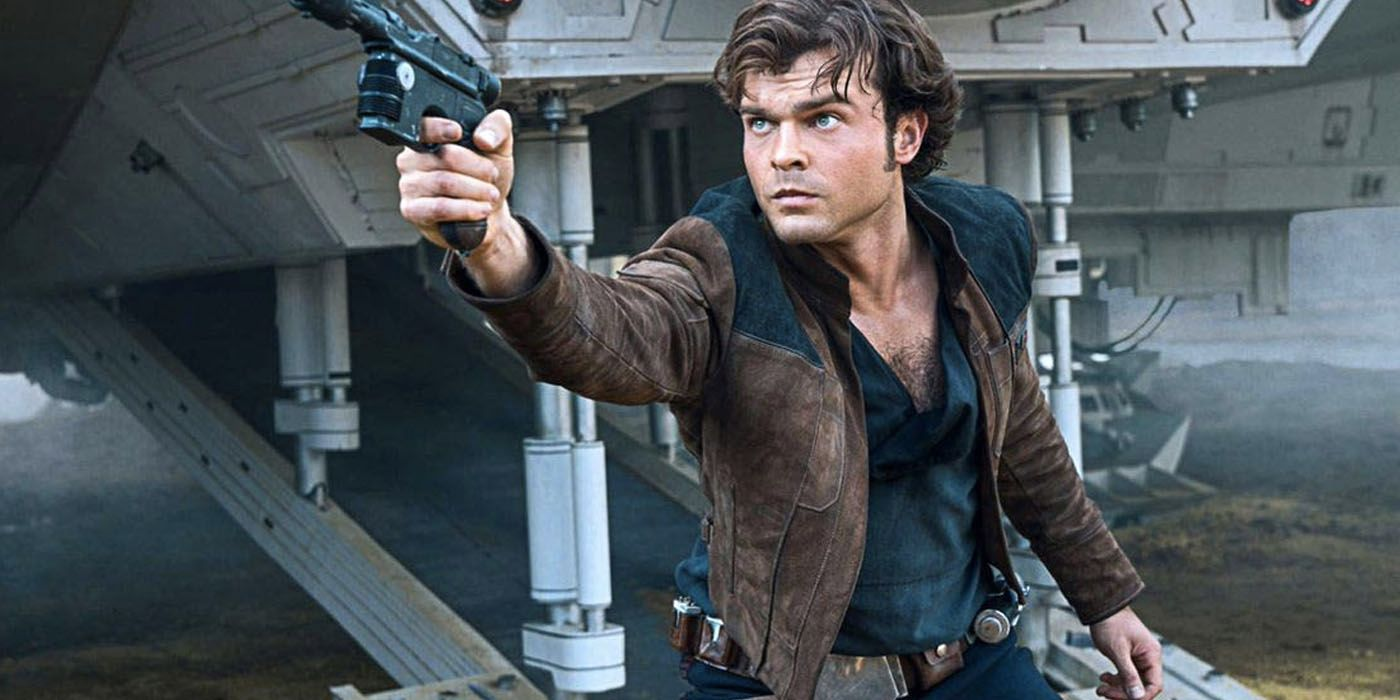 Star Wars: New Projects With Solo's Alden Ehrenreich are Possible