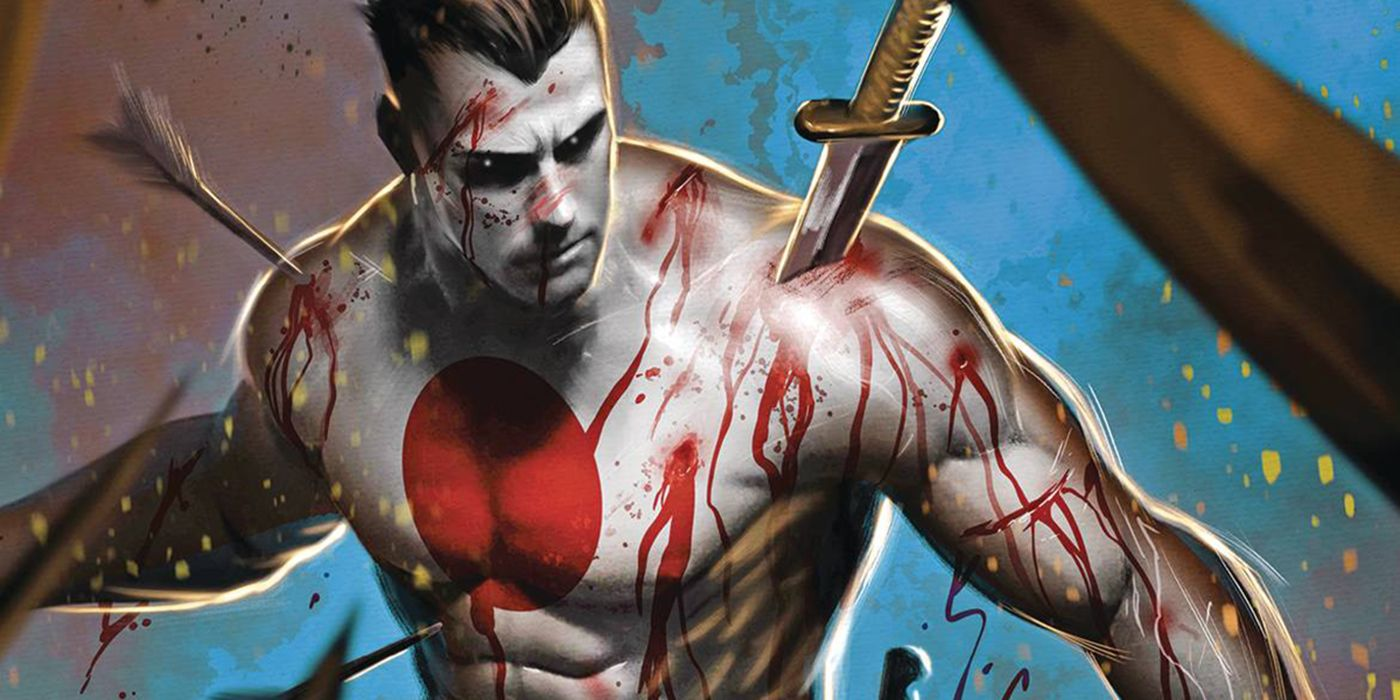 Bloodshot Writer Tim Seeley Explains What Makes the Valiant Hero Stand Out