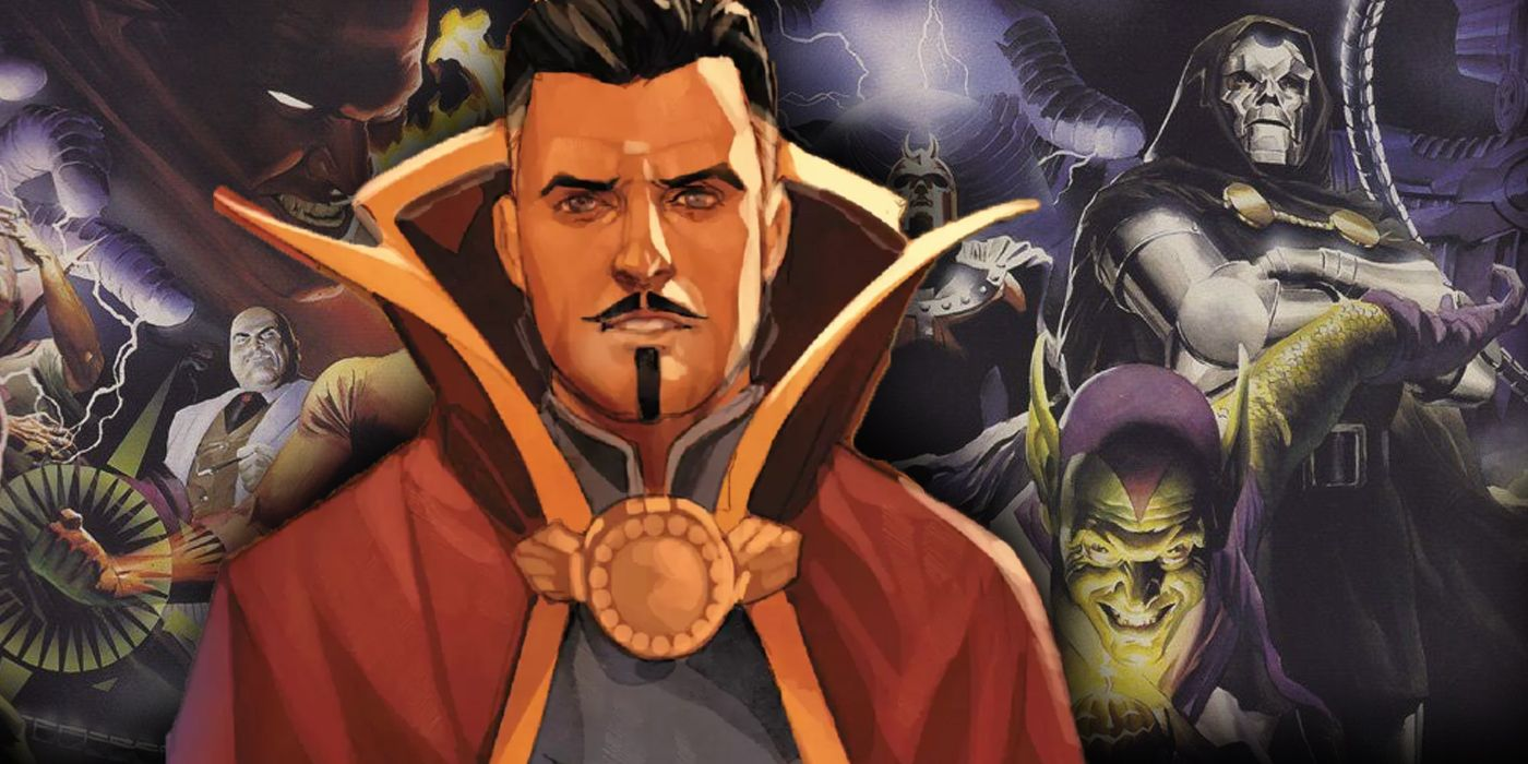 Doctor Strange Finds A New Rival In A Classic Marvel Villain