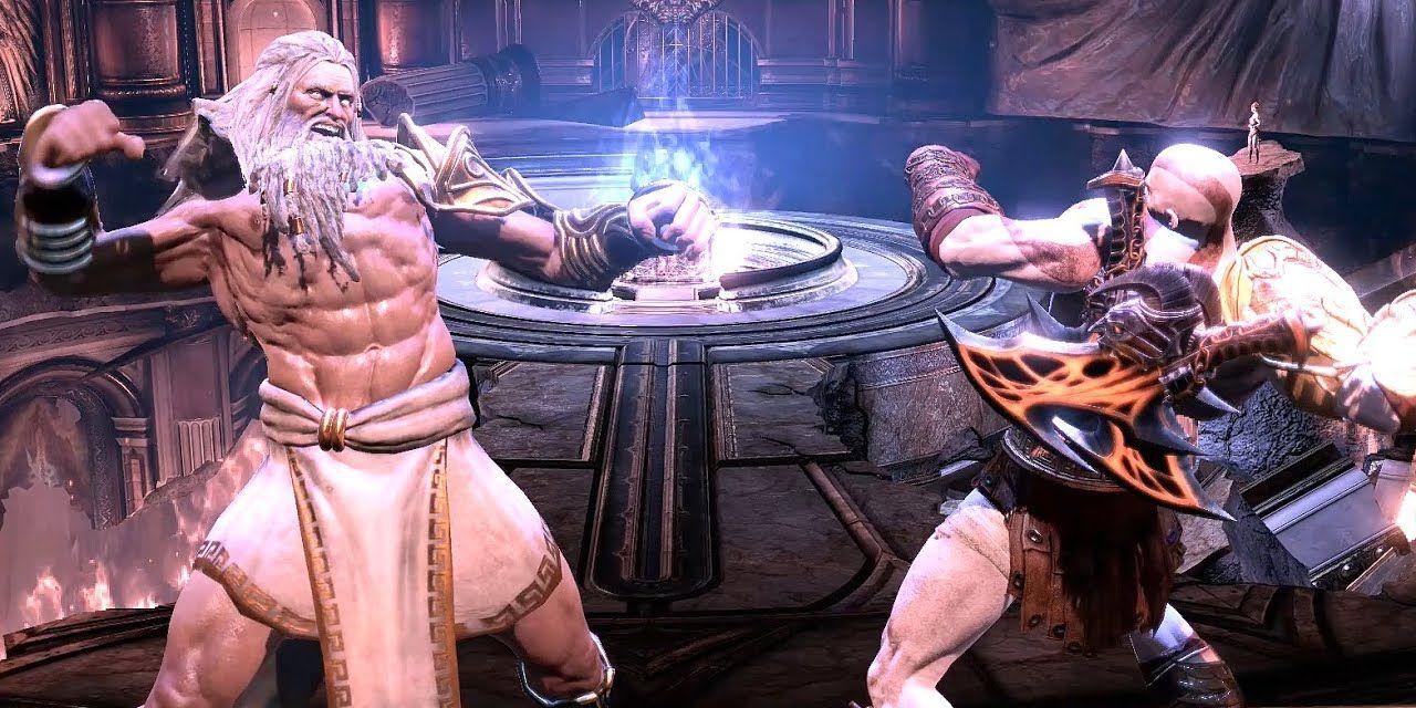 God Of War: 10 Deuses Subestimaram Kratos e foram derrotados 11