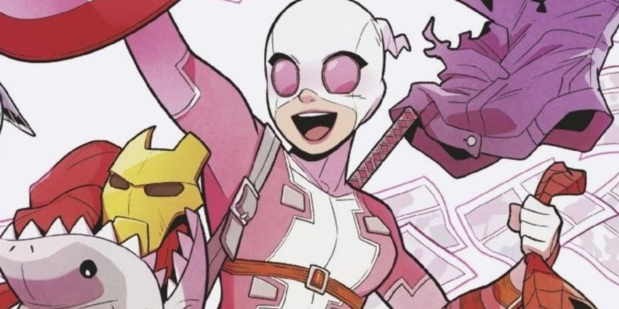 Gwenpool Cements Her Place With the X-Men In...