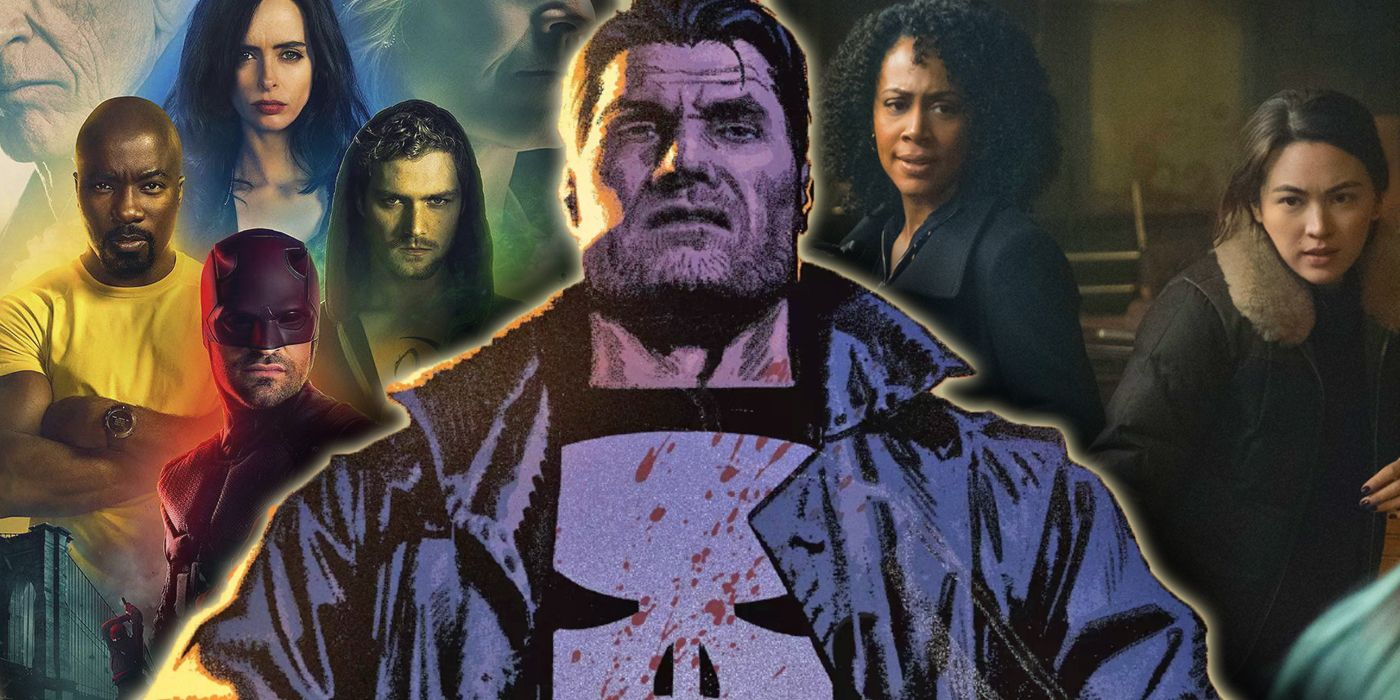 Marvel Gave a Netflix Hero Wolverine Claws & the Punisher Is JEALOUS