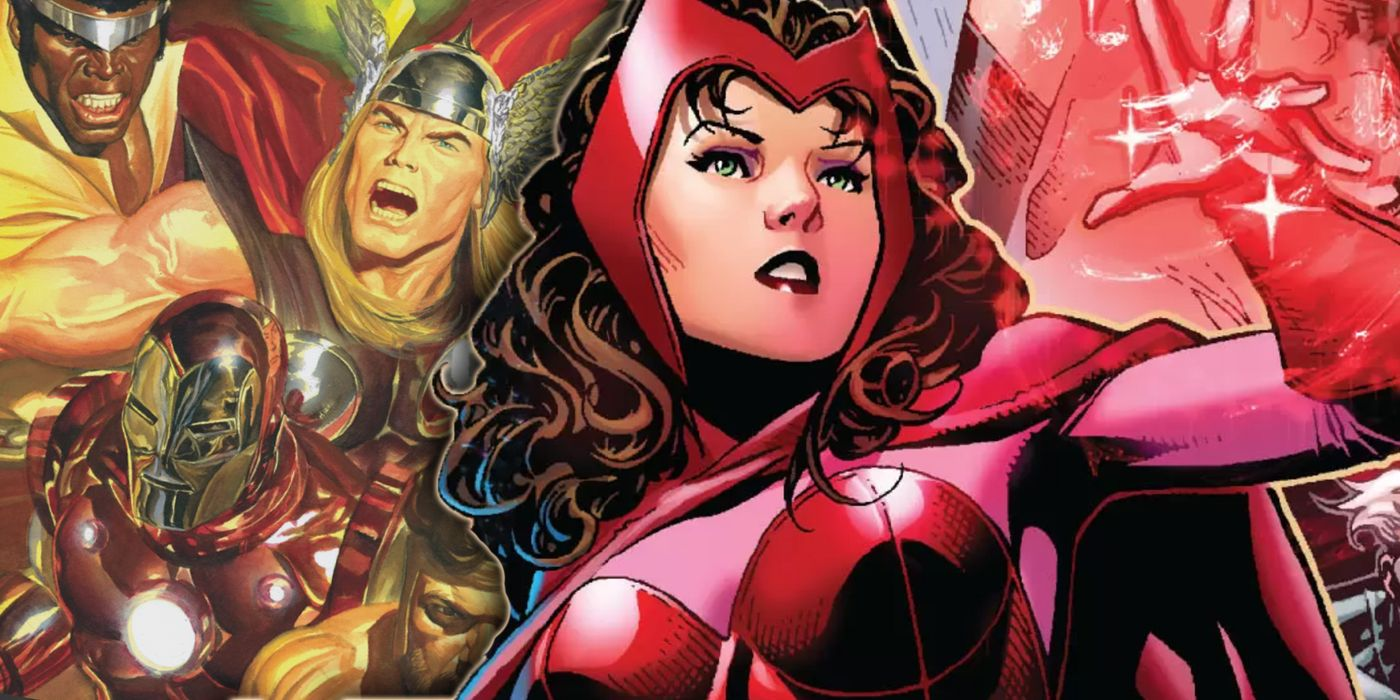 Scarlet Witch Is STILL One Marvel World's Most Powerful Mutant