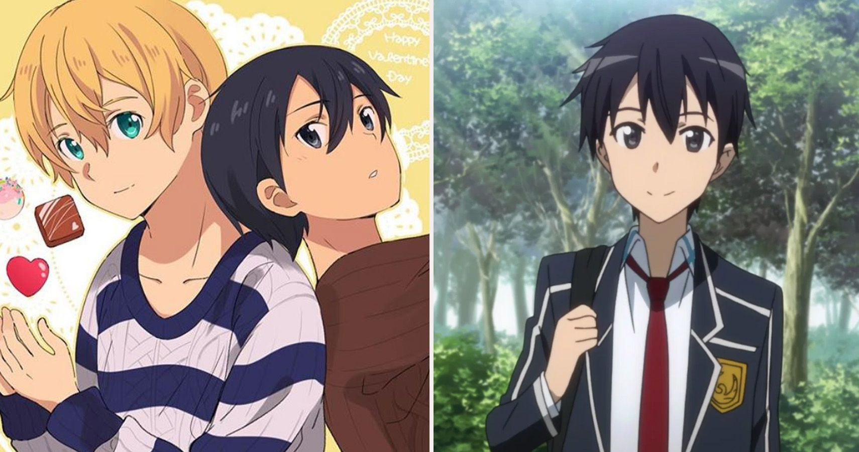 Sword Art Online 10 Awesome Fan Art Of Characters Drawn In Different Anime Styles