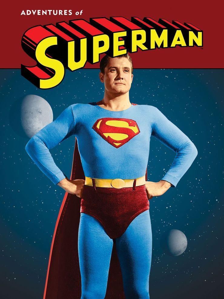 """adventures of superman tv - """"El estilo de vida americano"""" no fue originalmente parte de la interminable batalla de Superman"""
