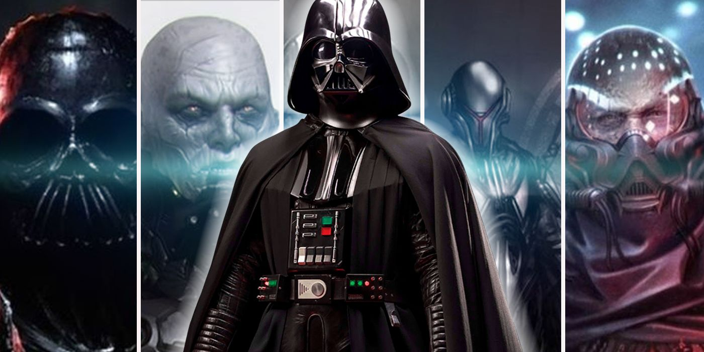 Star Wars: Why Darth Vader Fan Designs Are Always Cooler Than the Original