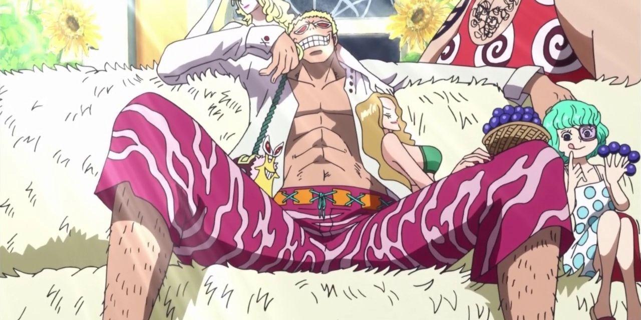 One Piece: 5 Personagens que IRÁ SUPERAR Garp (e 5 Que Não) 10