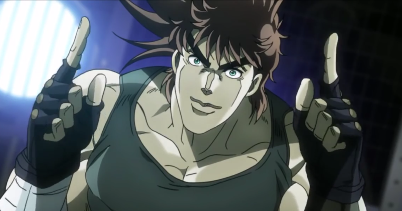 5 Characters From Anime Joseph Joestar Could Beat 5 He Couldn T