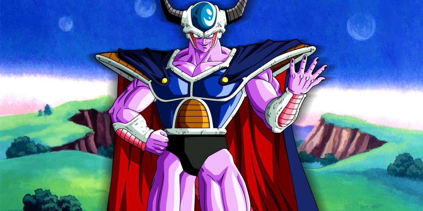Dragon Ball Z King Cold Was An Underused Villain Cbr