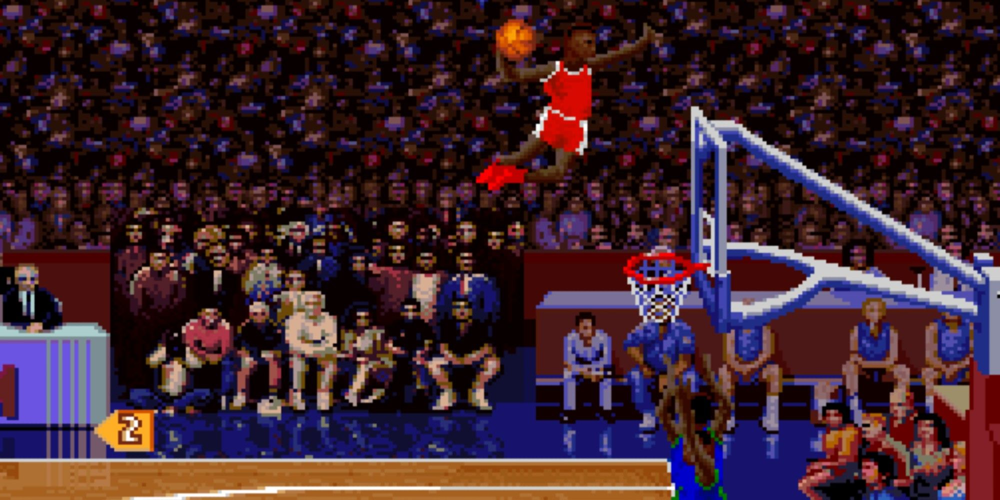 NBA Jam: New Mod Adds Modern Roster to Classic...