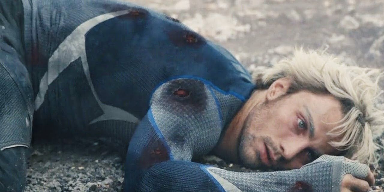 When QuickSilver's story was cut short too soon