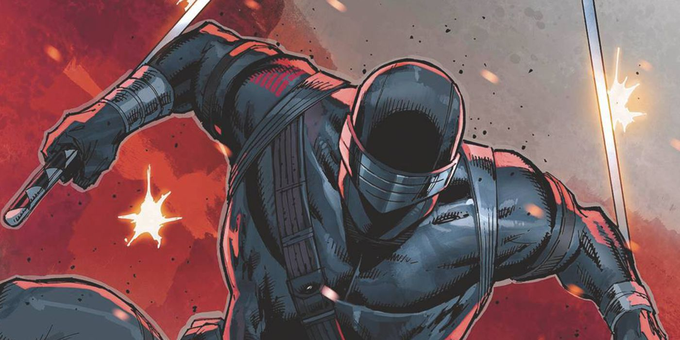 Rob Liefeld's Snake Eyes: Deadgame Unveils 36 Exclusive Covers
