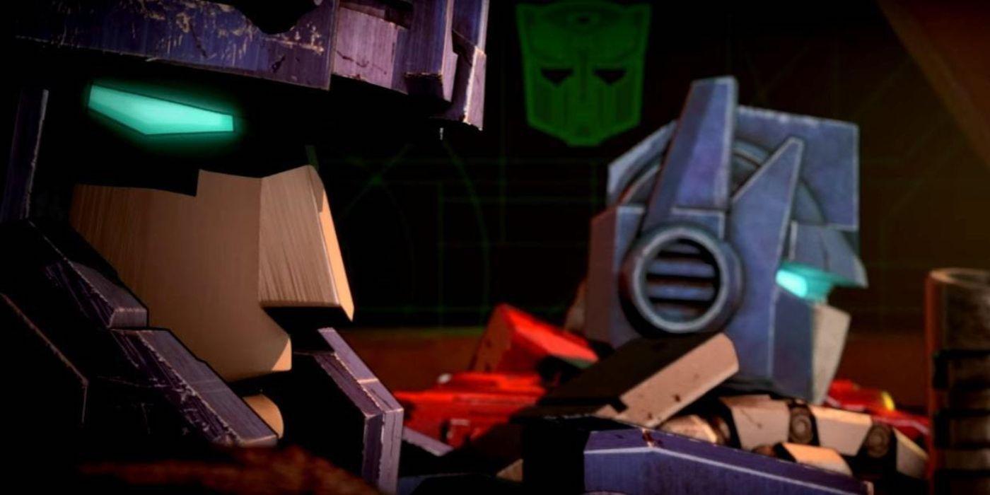 Transformers: War for Cybertron - Siege Killed & Weaponized a Key Autobot