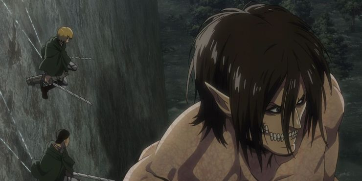 Attack On Titan 10 Manga Only Facts About Eren Cbr