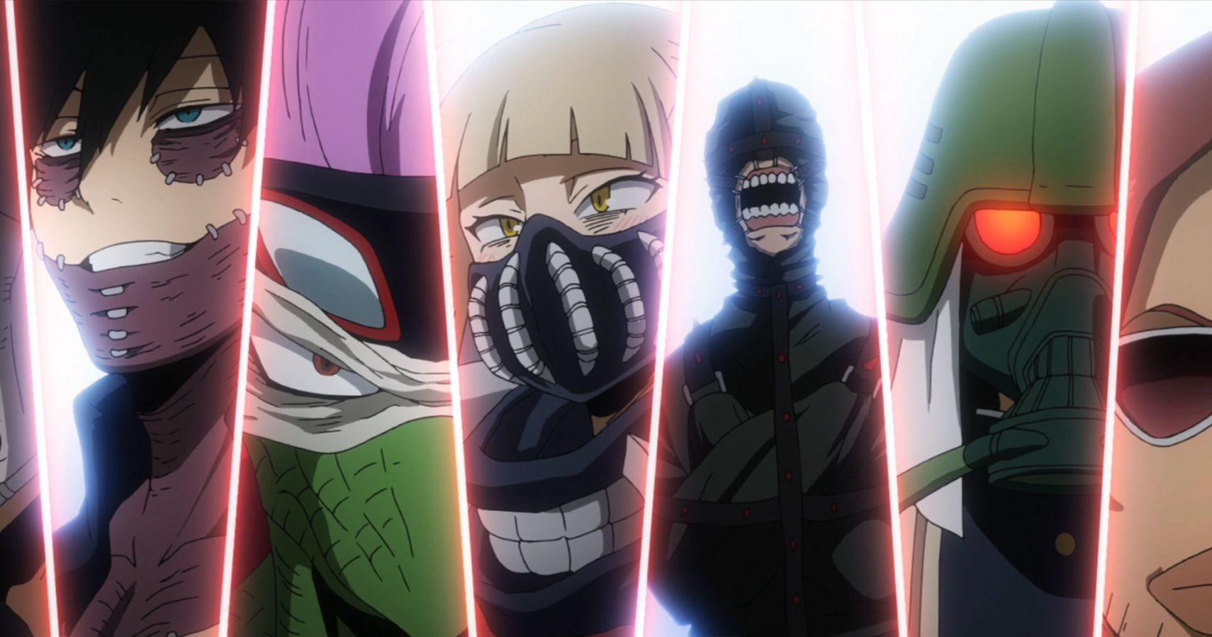 My Hero Academia 10 Characters That Looked Tougher Than They Were They are the titular main antagonists of the shie hassaikai arc. my hero academia 10 characters that
