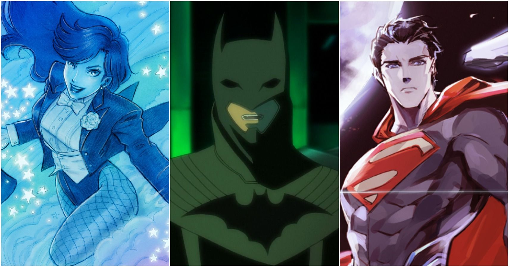 10 DC Justice League Characters Reimagined As Anime Heroes ...