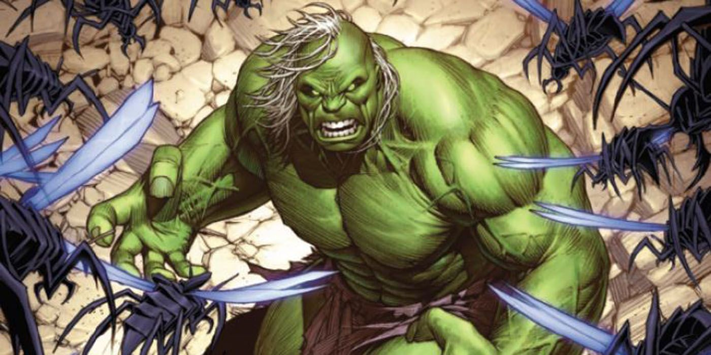 Maestro: Peter David Has Plans for the Evil Hulk Beyond His New Miniseries