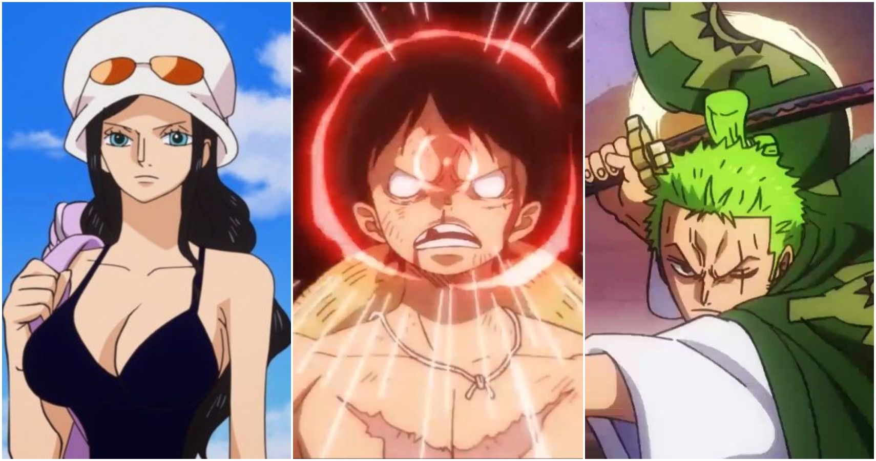 One Piece 5 Power Ups We Want To See In Wano 5 Characters Who Deserve Them