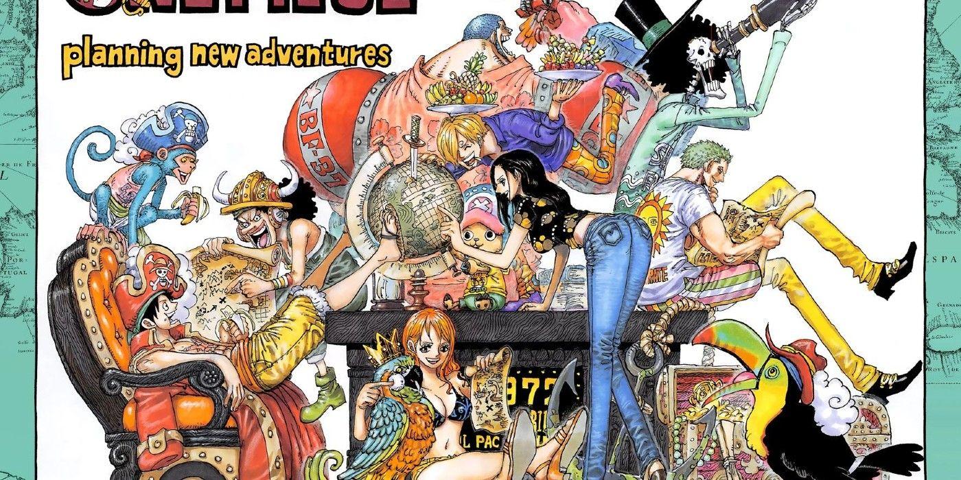 Quando terminará One Piece? Saiba Tudo o que Oda disse sobre o fim da série 8