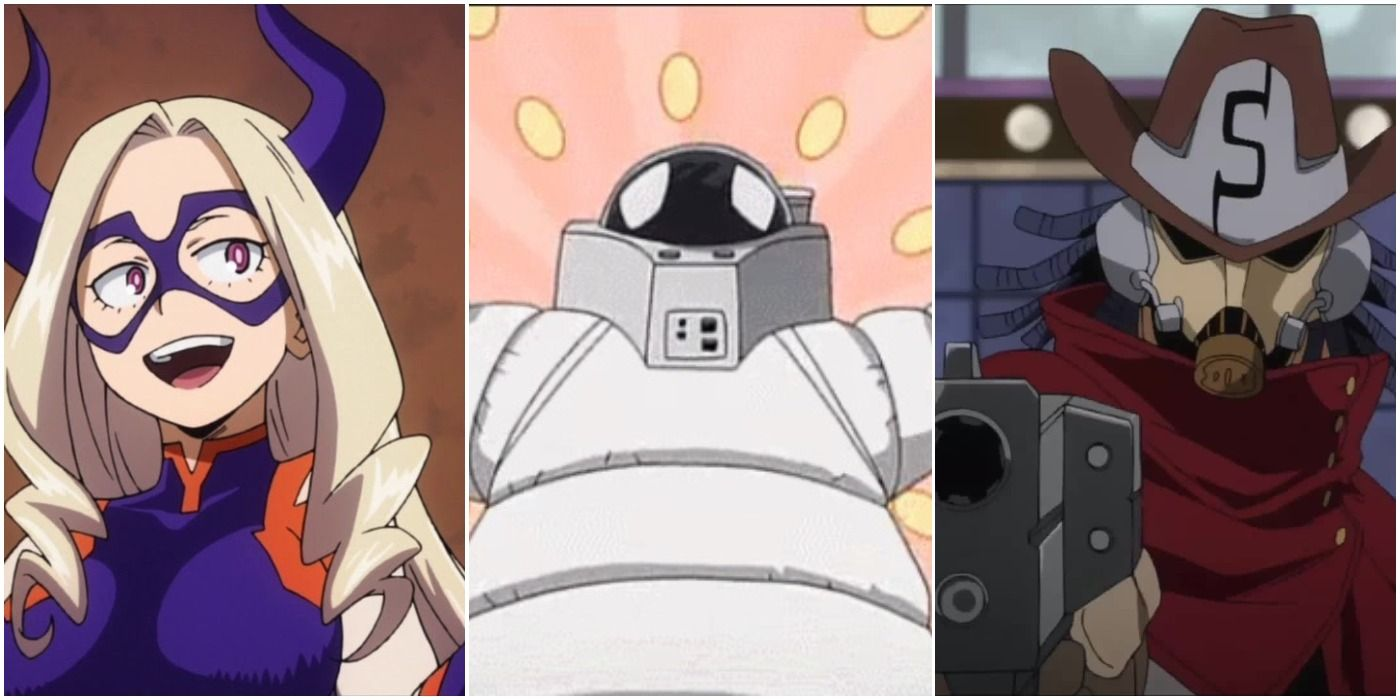 My Hero Academia 5 Most Underrated Pro Heroes 5 Most Overrated