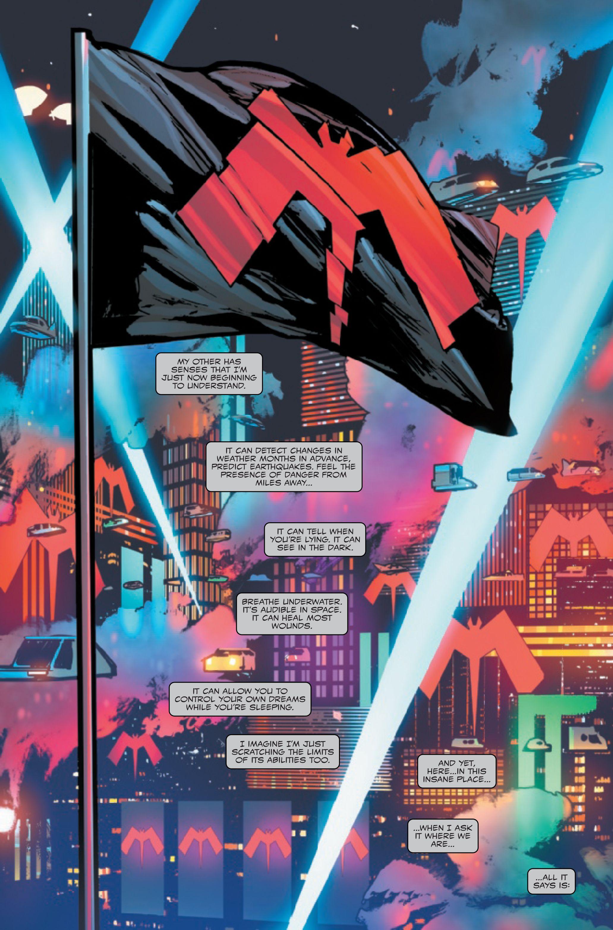Venom: Simbiote alienígena de Eddie Brock [SPOILER] e Ed pela primeira vez 3